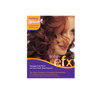 Cysteamine Perm for Color-Treated or Previously Permed Hair