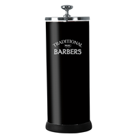 Traditional Barbers Disinfectant Jar