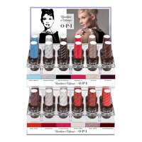 Breakfast At Tiffany''s GelColor 24 count display