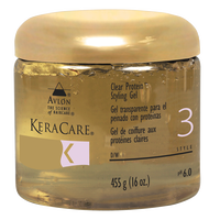 KeraCare Clear Protein Styling Gel