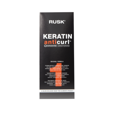 Anti-Curl with Keratin - #1 Original