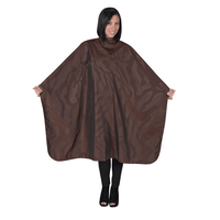Betty Dain Bleachproof Brown Cape