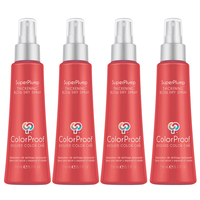 Super Plump Thickening Blow Dry Spray - 4 count