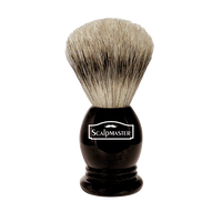 Scalpmasters Badger Shave Brush