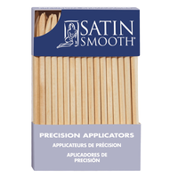 Precision Eye-Brow Applicators - 100 count