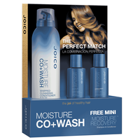 Moisture Co+Wash Regimen