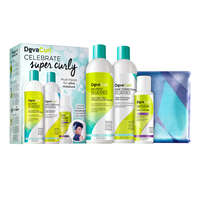 Super Curly Holiday Kit