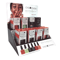 Shellac Rhythm & Heat Collection - 16 Piece