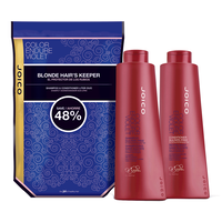 Color Endure Violet Shampoo & Conditioner Liter Duo