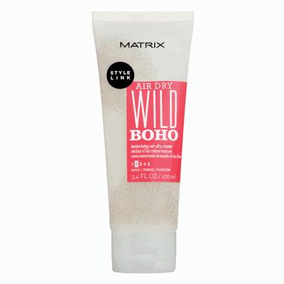 Style Link - Wild BOHO Air Dry Texturizing Cream