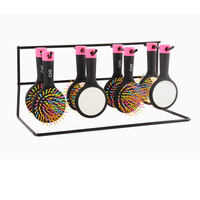 CHI Rainbow Flirtini Brush - 6 piece display