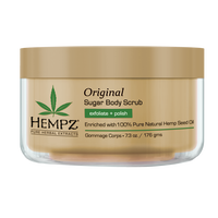Original Herbal Sugar Body Srub