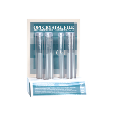 Crystal File 10-Count Display