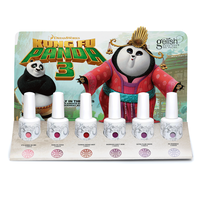 Panda Collection - 6 piece display