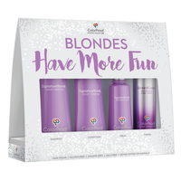 Signature Blonde Holiday Gift Set