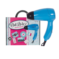 Big Mouth French Kisses Travel Dryer - Ooh La La