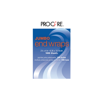 Pro Care Jumbo End Wraps 2.5 x 4 Inch