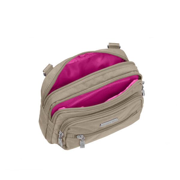 triple zip bagg