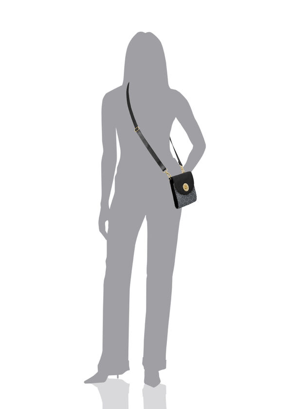 rfid athens crossbody wallet