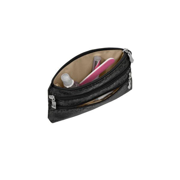 3 zip cosmetic case