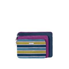 3 pouch travel set