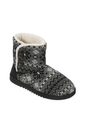 Multi Fabrication Boot Slippers