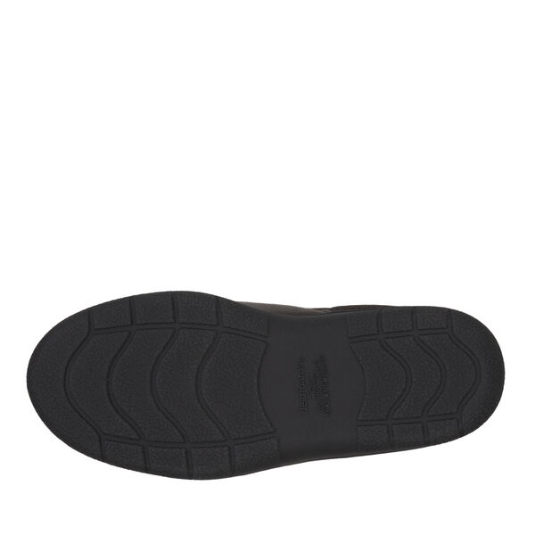 Rugged Microsuede Moccasin Slipper