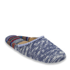 Summer Knit Closed Toe Scuff