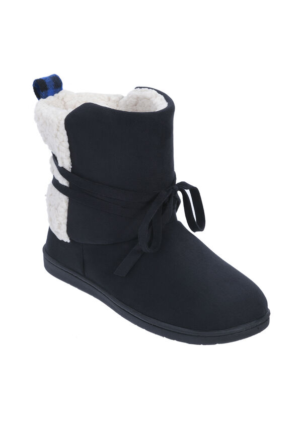 stepout by dearfoams® Festive Boot
