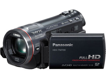 HDC-TM700K, , HeroImage