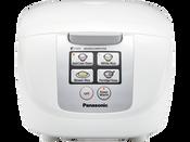 Panasonic 10-Cup 1-Step Fuzzy Logic Rice Cooker, Model SR-DF181