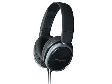 RP-HX250M-K, Black, HeroImage