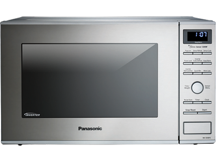 Panasonic Nn Sd681s Stainless 1200w 1 2 Cu Ft Countertop