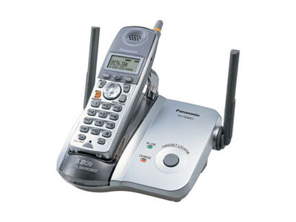 panasonic phone manuals kx tga101cs