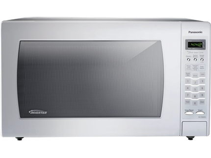 Countertop Microwave Reviews 2012 : ... Full-Size 2.2 cu. ft. Countertop Oven with Inverter Technology, White