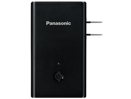 Panasonic QE-AL102K Award-Winning 2-in-1 Hybrid Mobile Charger & Travel Battery