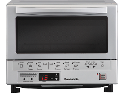 FlashXpress? Toaster Oven with Double Infrared Heating NB-G110P