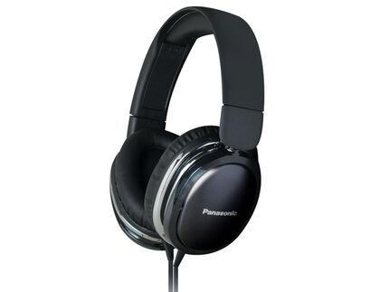 RP-HX450C-K, Black, HeroImage