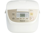 Panasonic Fuzzy Logic 8 Pre-Program Rice Cooker, Model SR-DE103