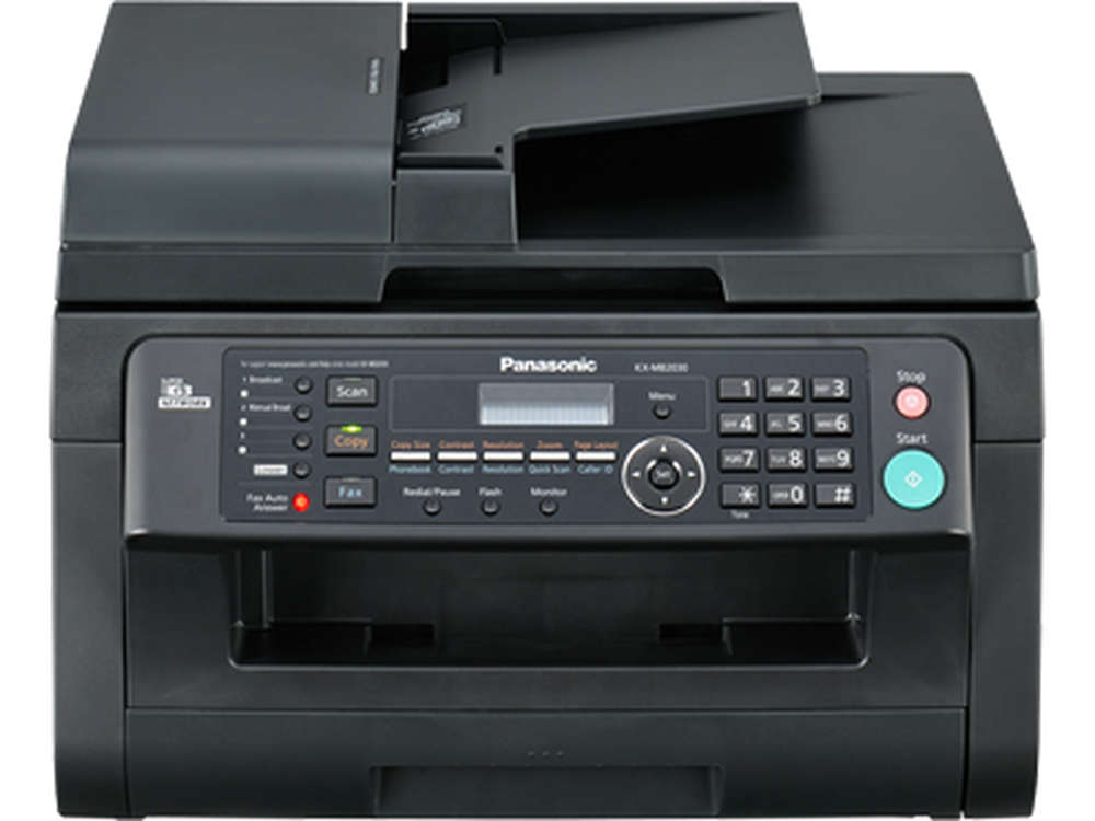 Driver Panasonic KX MB2030cx Mac OS 10.8