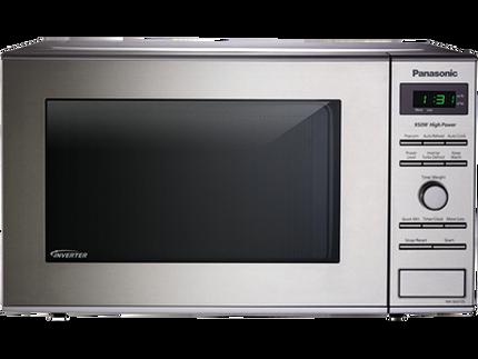 Panasonic NN-SD372S - .8 Cu. Ft. Compact Countertop Microwave with ...