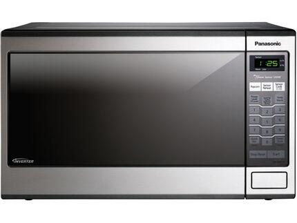 panasonic inverter microwave manual