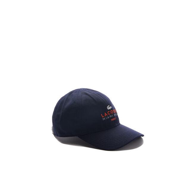 UNISEX SPORT MIAMI OPEN GABARDINE TENNIS CAP