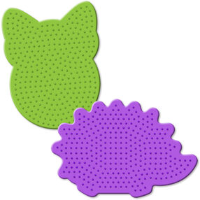 Owl and Hedgehog Pegboard Pack_80-26049