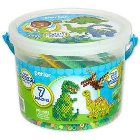 Perler Dinosaur Activity Bucket_80-42944