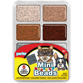 Mini Beads Tray: Neutral Colors_80-17527