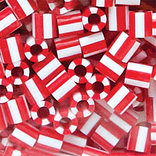 1000 Beads: Cinnamon Stripe_80-15136
