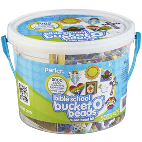 Bible School Bucket o' Beads