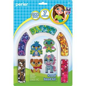 Perler Fanciful Friends Activity Kit_80-63030