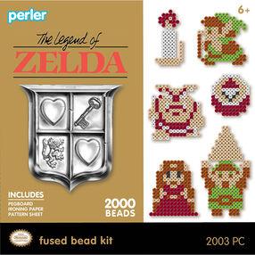 Perler Legend of Zelda Activity Kit_80-54244